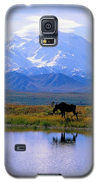 Denali National Park Galaxy S5 Case by John Hyde - Printscapes
