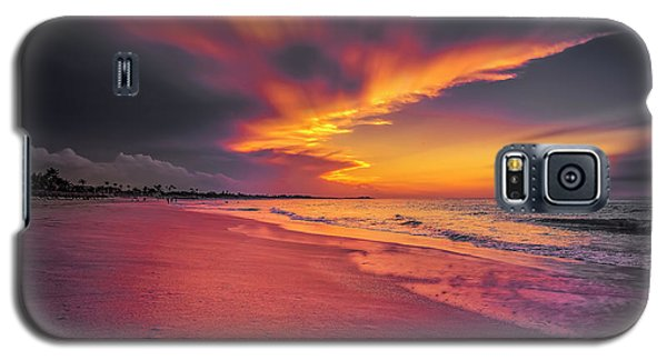 Dominicana Beach Galaxy S5 Case