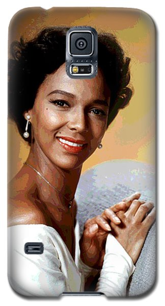 Dorothy Dandridge Galaxy S5 Case