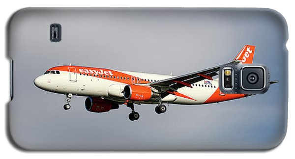 Jet Galaxy S5 Case - Easyjet Airbus A320-214 by Smart Aviation