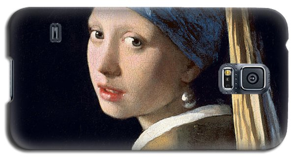 Girl With A Pearl Earring Galaxy S5 Case