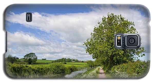 Grand Western Canal Galaxy S5 Case