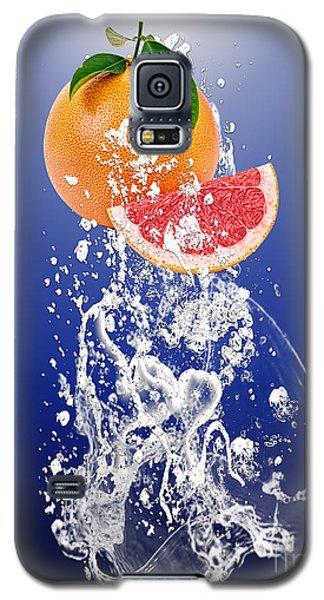Grapefruit Splash Galaxy S5 Case by Marvin Blaine