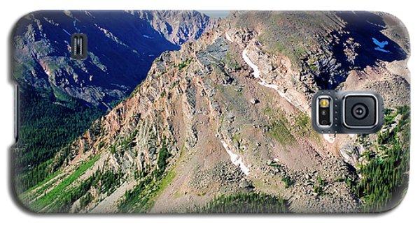 Hiking The Mount Massive Summit Galaxy S5 Case