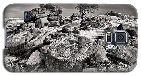 Holwell Tor On Dartmoor Galaxy S5 Case