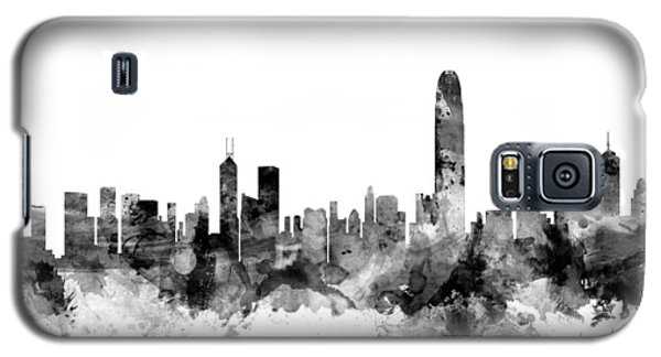 Hong Kong Skyline Galaxy S5 Case