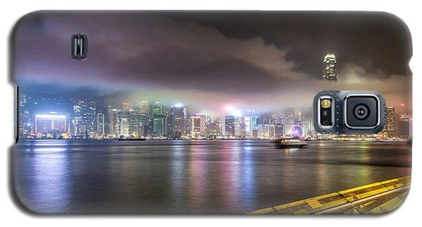 Hong Kong Stunning Skyline Galaxy S5 Case
