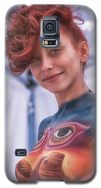 Ilaria Galaxy S5 Case