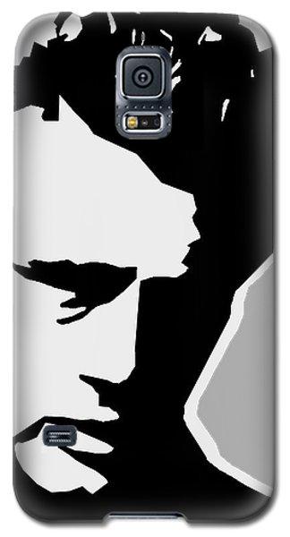 James Dean  Galaxy S5 Case by Mark Ashkenazi