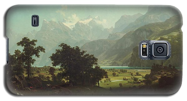 Lake Lucerne Galaxy S5 Case