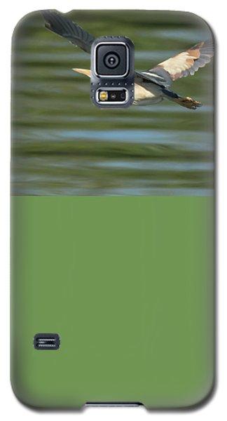 Least Bittern Galaxy S5 Case