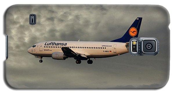 Jet Galaxy S5 Case - Lufthansa Boeing 737-300 by Smart Aviation