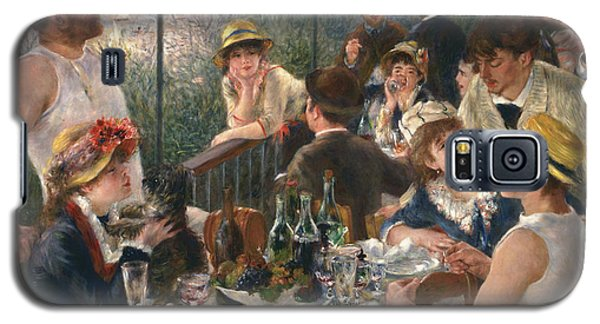 Luncheon Of The Boating Party Galaxy S5 Case