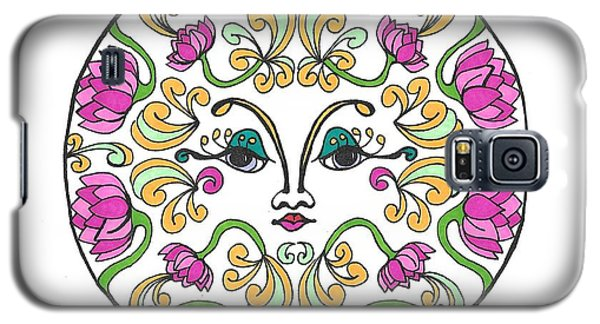Lotus Princess Galaxy S5 Case