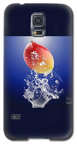 Mango Splash Galaxy S5 Case by Marvin Blaine