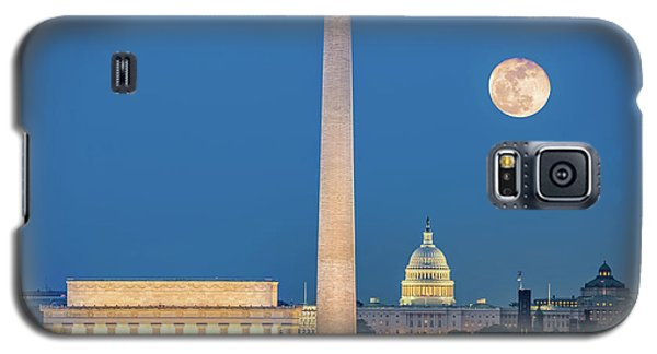 4 Monuments Galaxy S5 Case