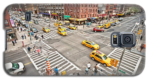 New York City Galaxy S5 Case by Luciano Mortula