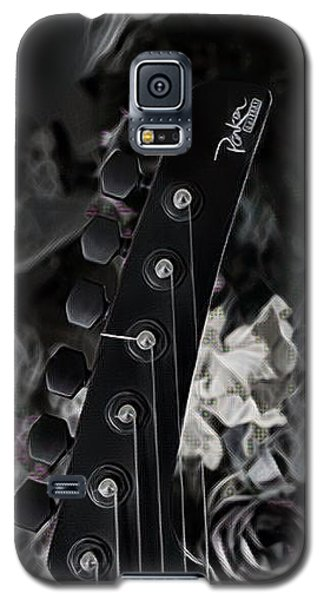 Parker Fly Guitar Headstock Galaxy S5 Case