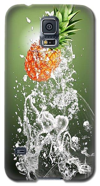 Pineapple Splash Galaxy S5 Case by Marvin Blaine