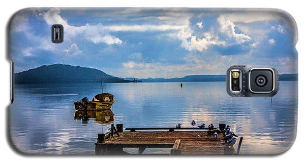 Quiet Lake Galaxy S5 Case by Rick Bragan