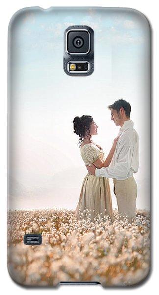 Regency Couple Galaxy S5 Case by Lee Avison
