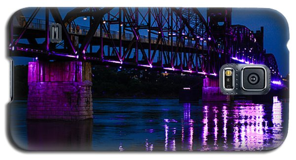 Rock Island Bridge Arkinsas Galaxy S5 Case