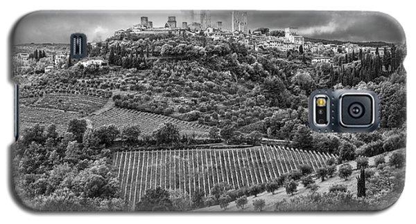 San Gimignano Tuscany Italy Galaxy S5 Case