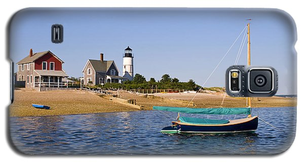 Sandy Neck Lighthouse Galaxy S5 Case by Charles Harden