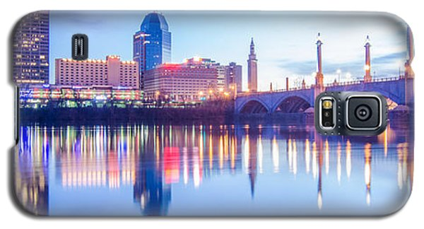 Springfield Massachusetts City Skyline Early Morning Galaxy S5 Case