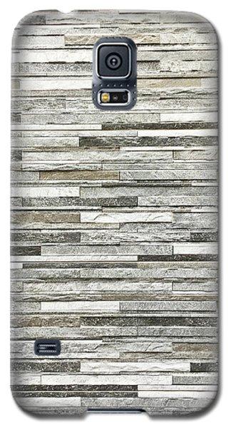 Stone Tiles Galaxy S5 Case by Tom Gowanlock