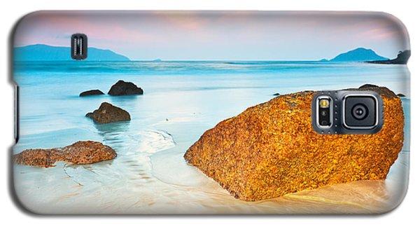 Sunrise Galaxy S5 Case by MotHaiBaPhoto Prints