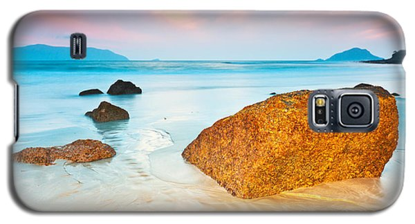 Sunrise Galaxy S5 Case by MotHaiBaPhoto Prints
