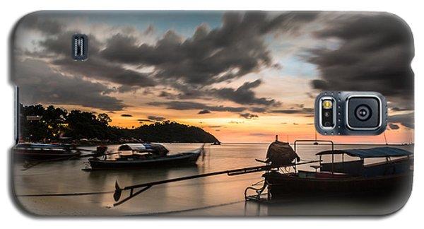 Sunset Over Koh Lipe Galaxy S5 Case