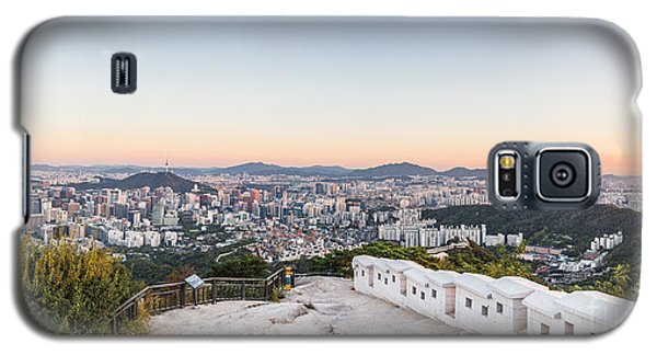 Sunset Over Seoul Galaxy S5 Case