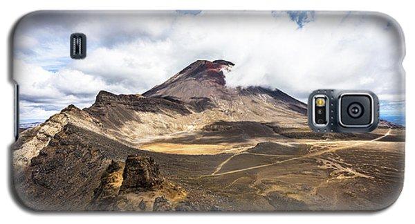 Tongariro Alpine Crossing In New Zealand Galaxy S5 Case