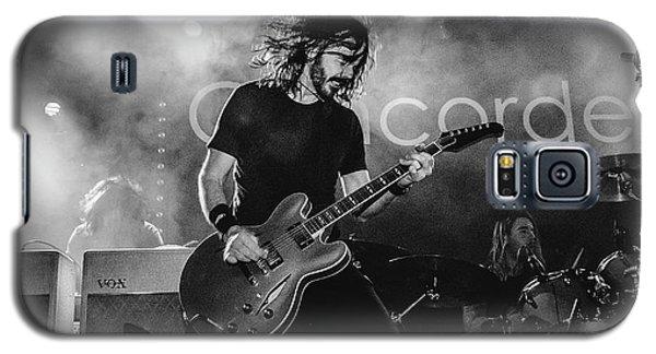 Uk Foo Fighters Live @ Concorde 2 Galaxy S5 Case