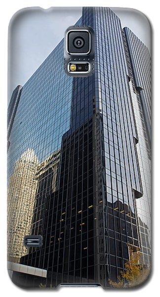 Uptown Charlotte, North Carolina Galaxy S5 Case