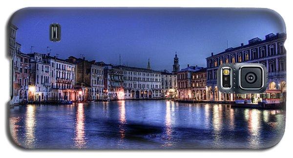 Venice By Night Galaxy S5 Case by Andrea Barbieri
