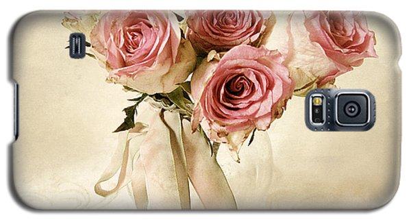 Vintage Bouquet Galaxy S5 Case