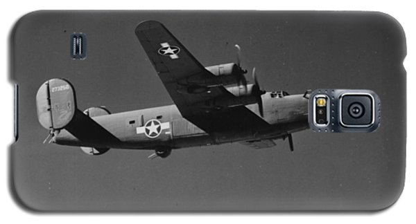 Wwii Us Aircraft In Flight Galaxy S5 Case