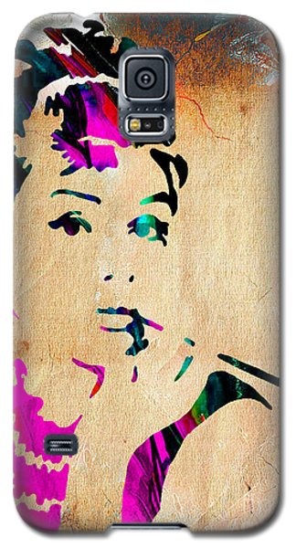 Audrey Hepburn Collection Galaxy S5 Case