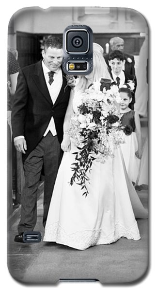 Chris And Jane Galaxy S5 Case by Steven Poulton