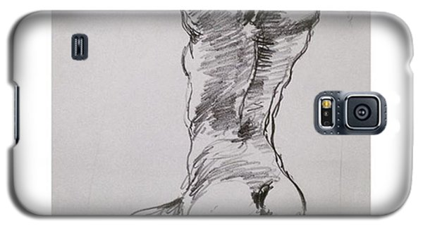 Nudes Galaxy S5 Case - Figure by Naoki Suzuka