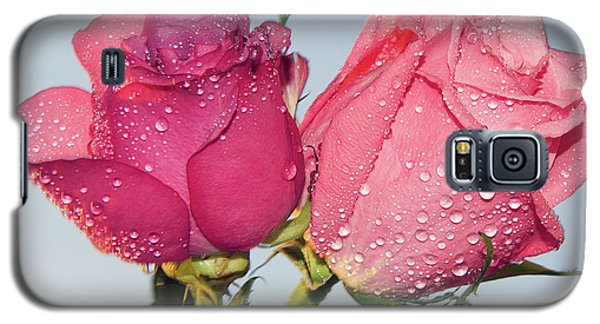 Two Roses Galaxy S5 Case