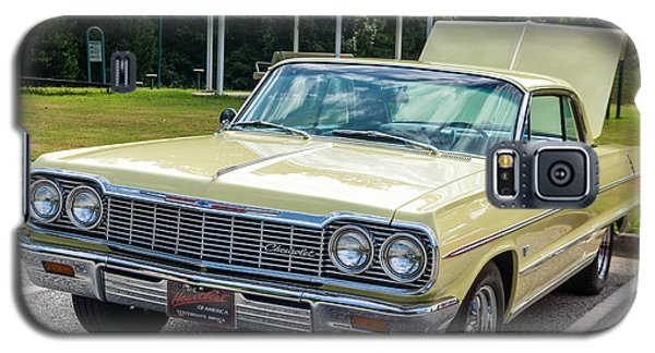 Hall County Sheriffs Office Show And Shine Car Show Galaxy S5 Case