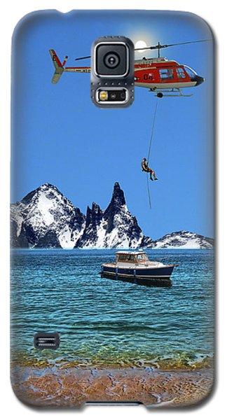 Galaxy S5 Case featuring the photograph 4372 by Peter Holme III