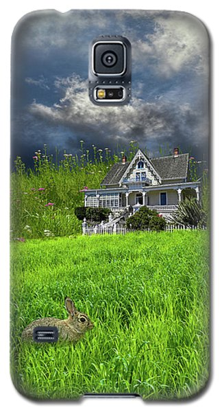 Galaxy S5 Case featuring the photograph 4379 by Peter Holme III