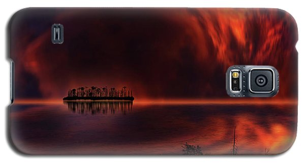 Galaxy S5 Case featuring the photograph 4385 by Peter Holme III