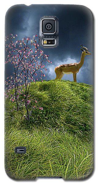 Galaxy S5 Case featuring the photograph 4388 by Peter Holme III