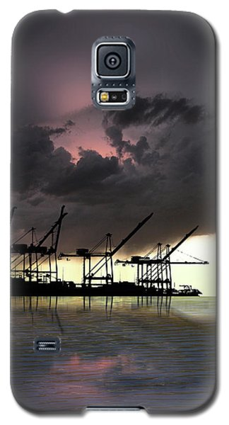 Galaxy S5 Case featuring the photograph 4396 by Peter Holme III